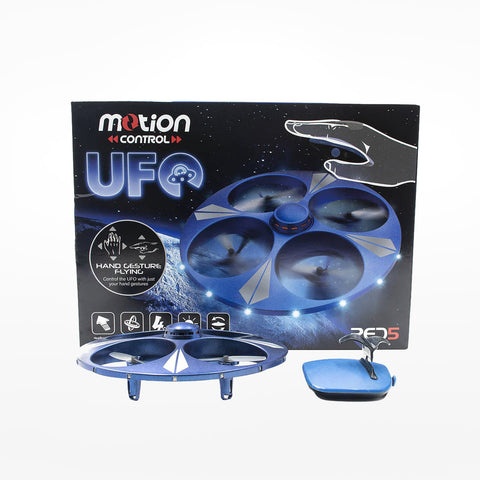 Motion Controlled UFO