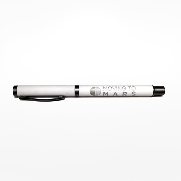 Mars Axis Pen - white