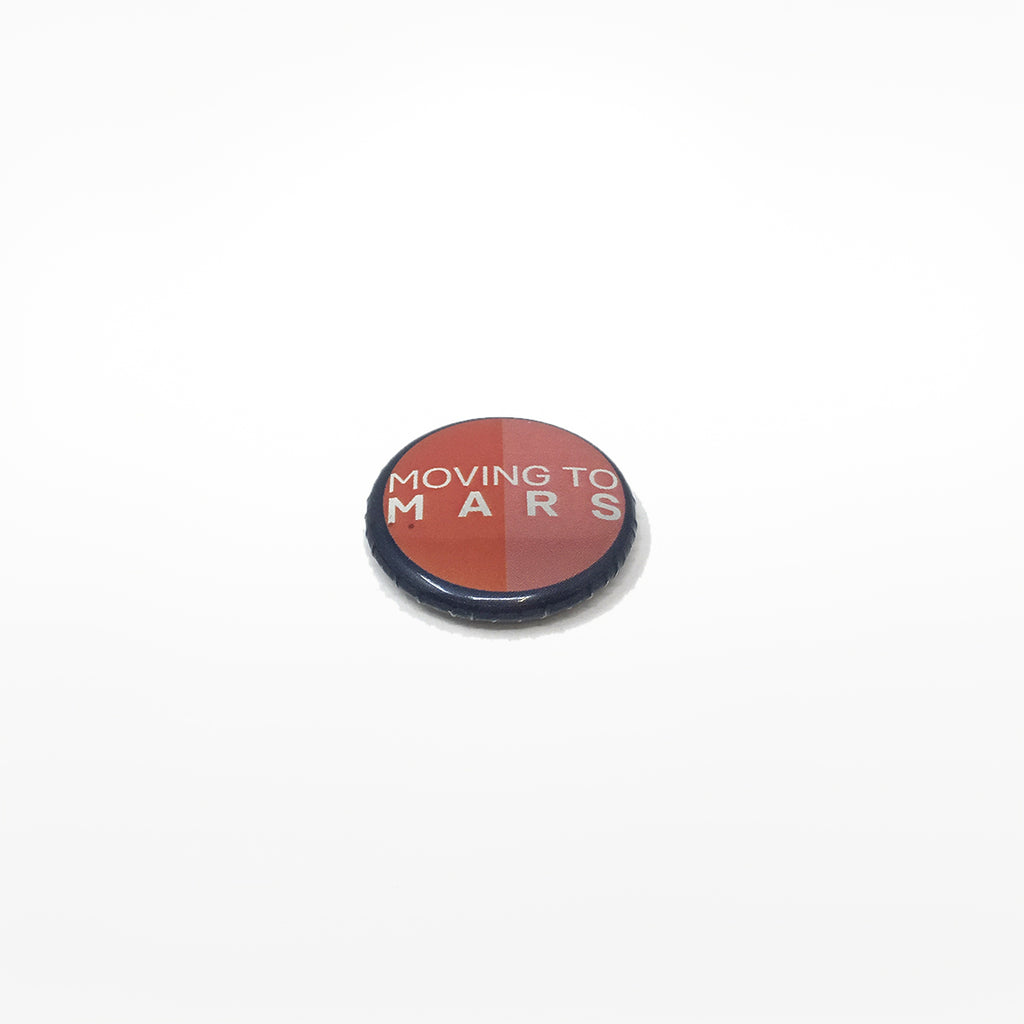 Moving to Mars Axis Badge