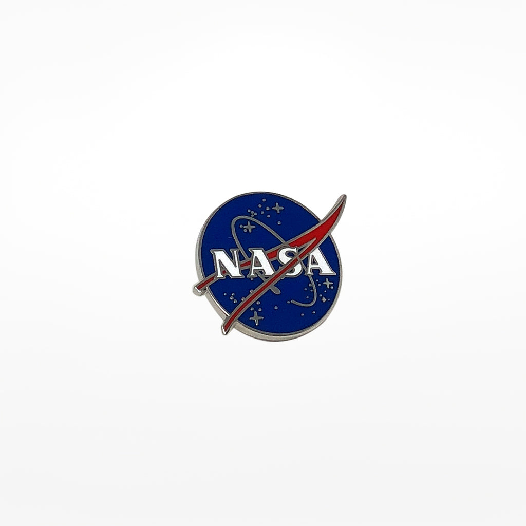 NASA Meatball Enamel Pin