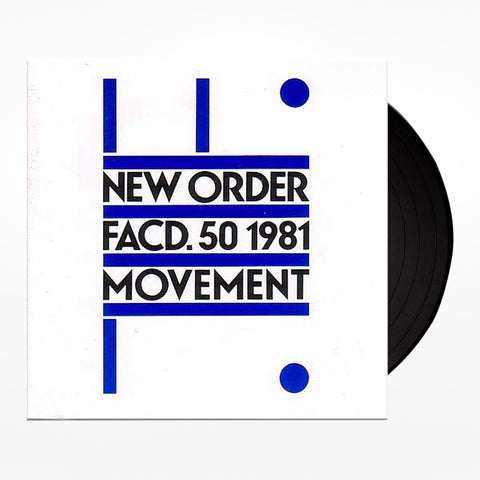 New Order: Movement (1LP)