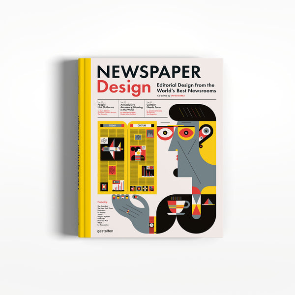 Newspaper Design: Editorial Design from the World