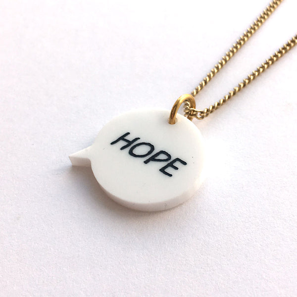 Hope to Nope Necklace