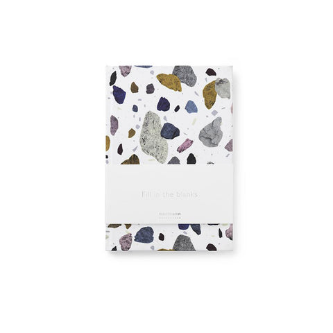 Space Stone Light Notebook - small