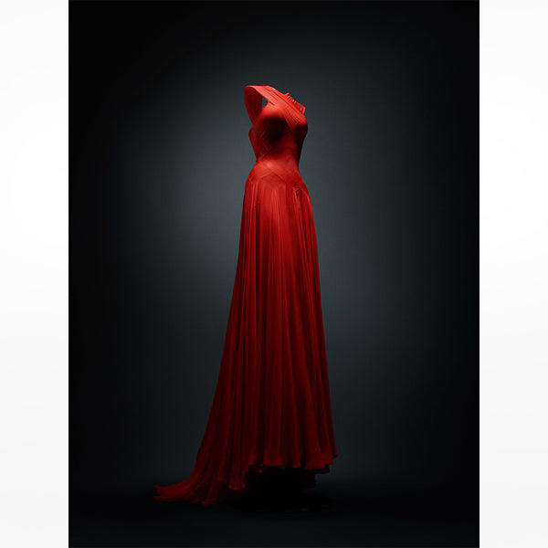 Azzedine Alaïa Notebook Collection - red dress