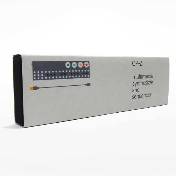 OP-Z Portable Synthesizer and Sequencer