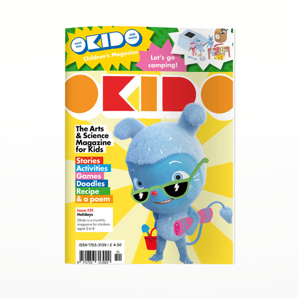 Okido magazine - latest issue