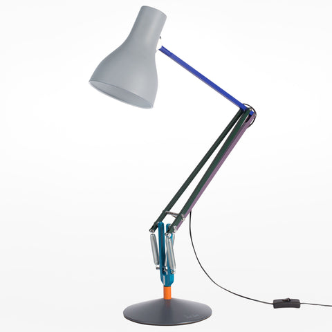 Anglepoise Type 75 Desk Lamp - Paul Smith Special Edition Blue