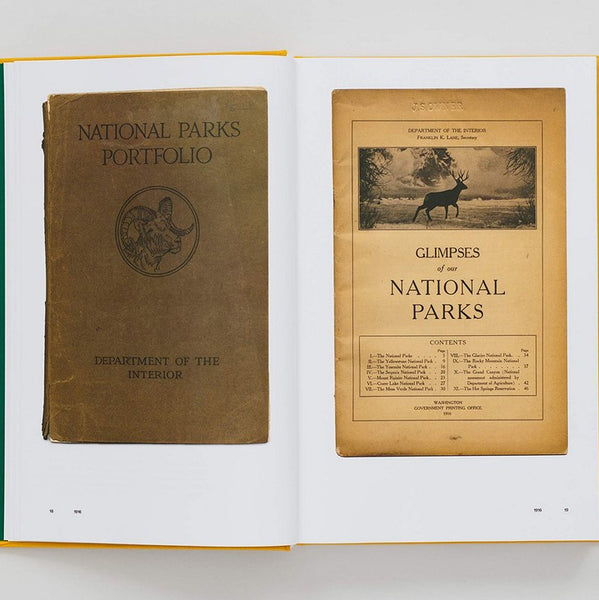Parks: United States National Park Service Maps from the Collection of Brian Kelley