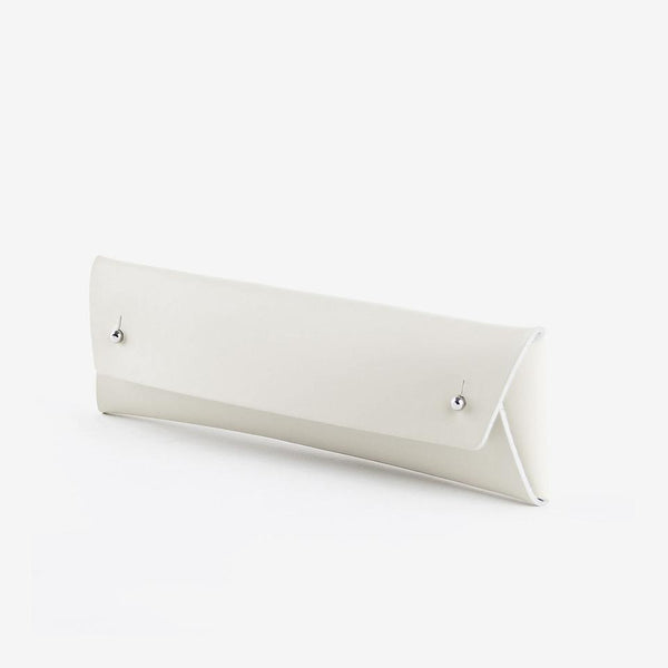 Pencil Pouch - white
