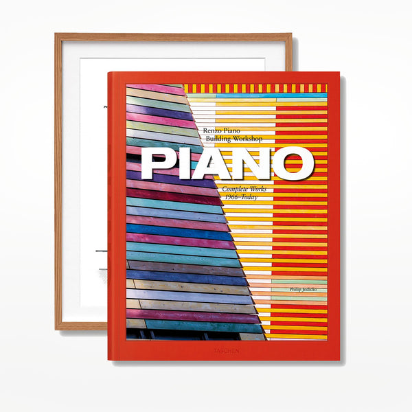 Piano: Complete Works 1966–Today, XXL Art Edition