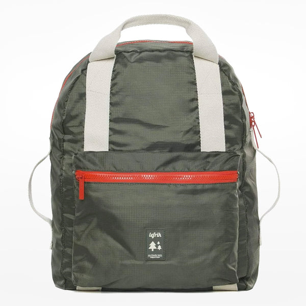 Pocket Backpack - olive