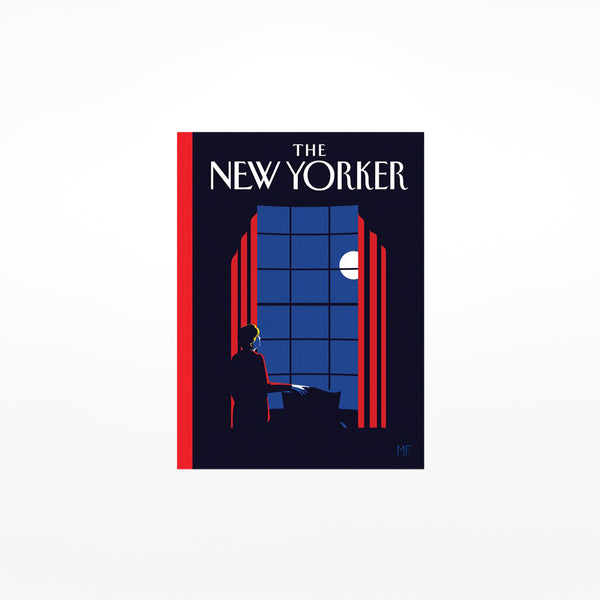The New Yorker Print - Hillary