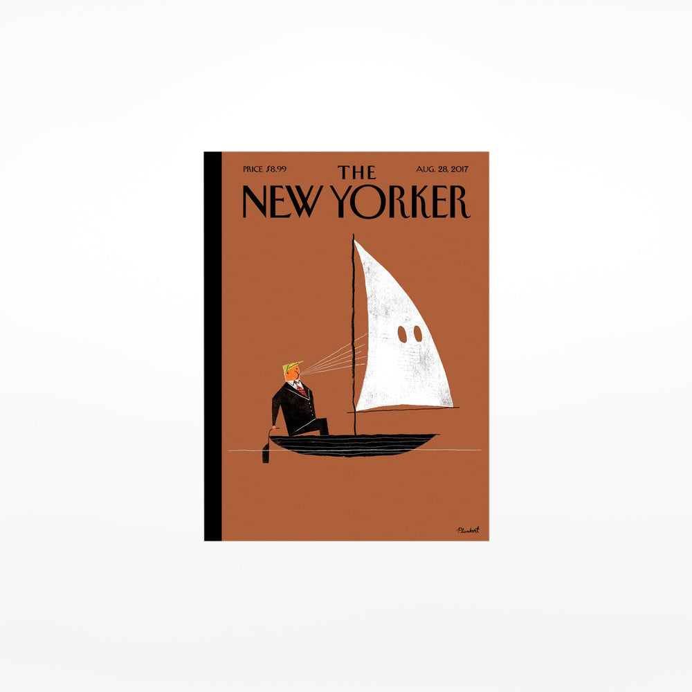 The New Yorker Print - Trump