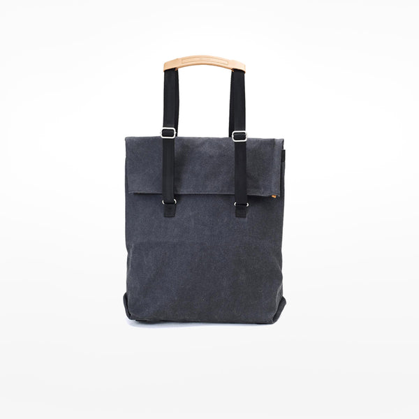 Day Tote-Black
