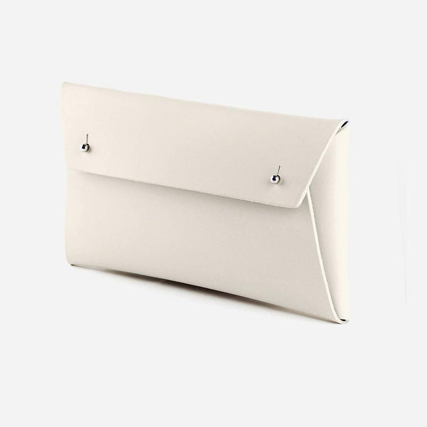Regular Pouch - white