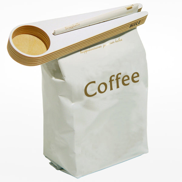 Kapu Coffee Scoop and Bag Closer