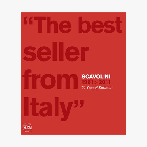 Scavolini 1961 - 2011: 50 Years of Kitchens - ex-display copy