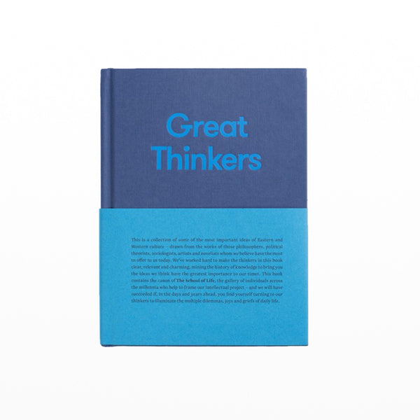 School of Life: Great Thinkers