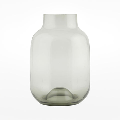 Shaped Glass Vase - large