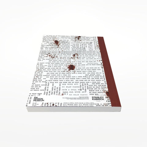 The Shining A5 Notebook - Exhibition Exclusive