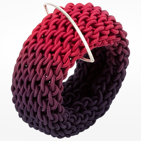 Ombre Curved Tug Cuff