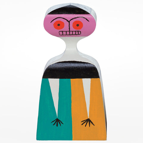 Wooden Doll No.8