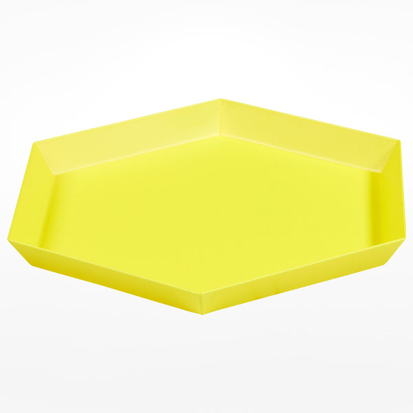 Kaleido Tray - Small Yellow