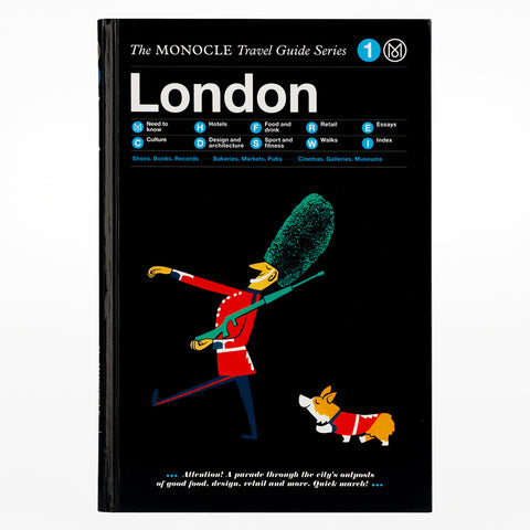 Monocle Travel Guide - London