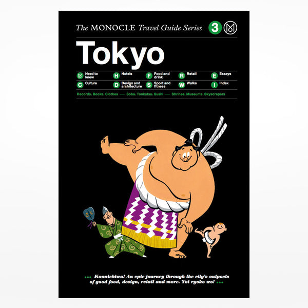 Monocle Travel Guide - Tokyo