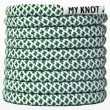 My Knot rope shoelaces - green