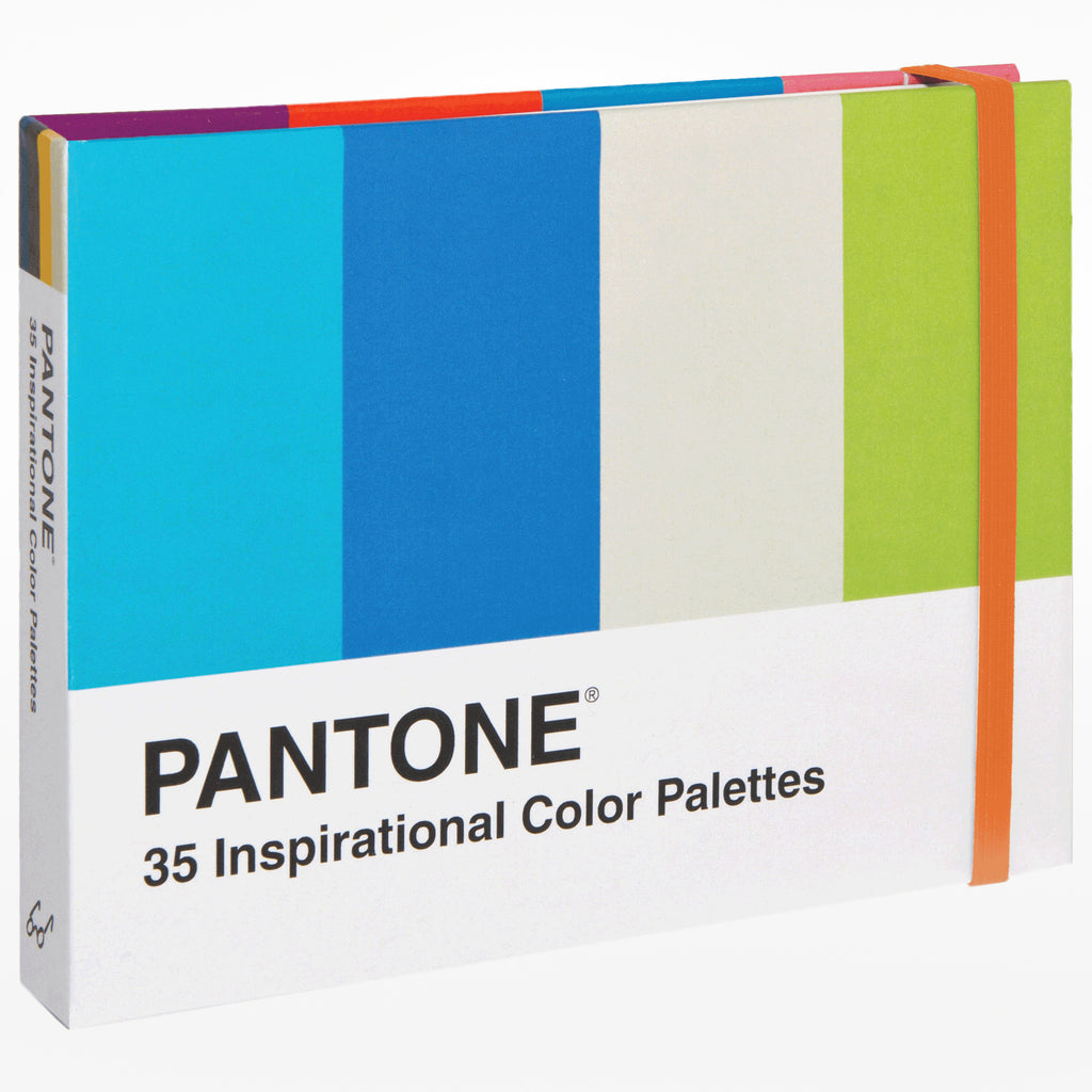 Pantone: 35 Inspirational Colour Palettes