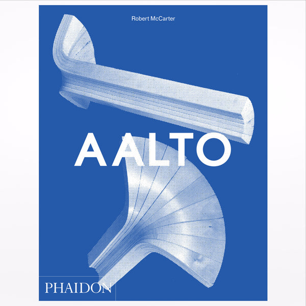 Aalto Phaidon. Robert McCarter chronicles Aalto's significant body of work which includes architecture and design, spanning furniture, textiles and glassware.
