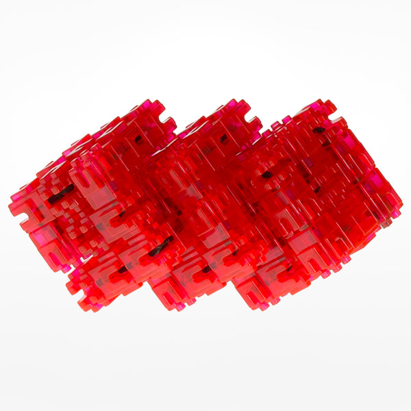 Snaak 3D Puzzle Red