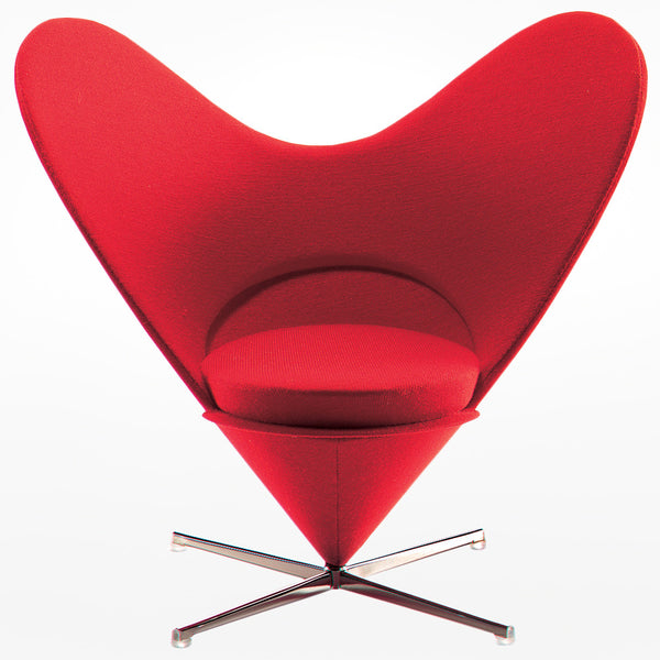Vitra Miniatures - Heart-Shaped Cone Chair
