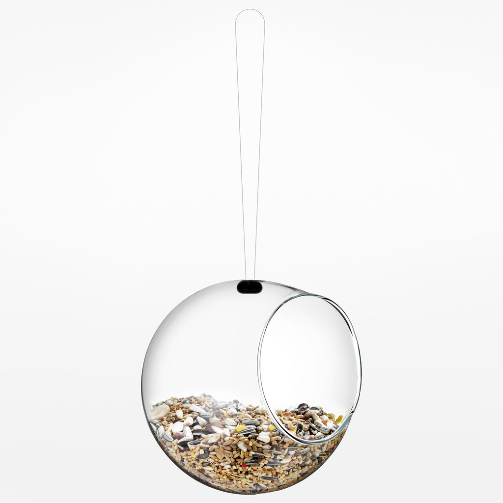 Mini Bird Feeders - set of two