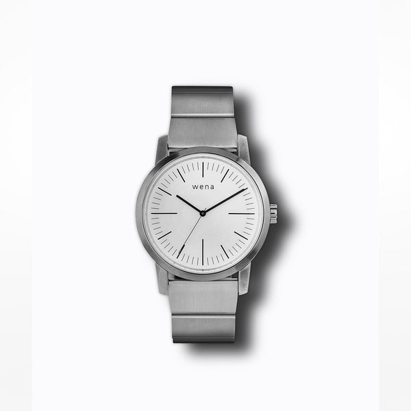 Sony Wena Watch - Stainless Steel