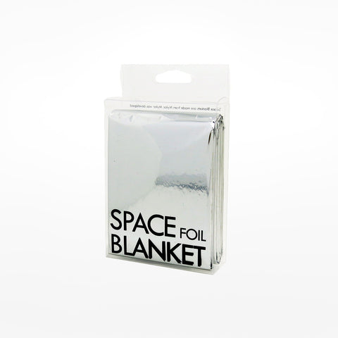 Silver Space Blanket