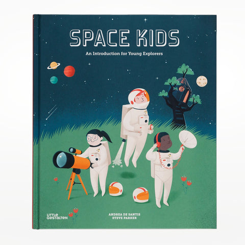 NASA Kids White T-Shirt
