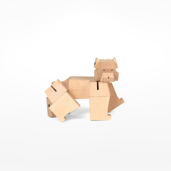Square Bear Puzzle