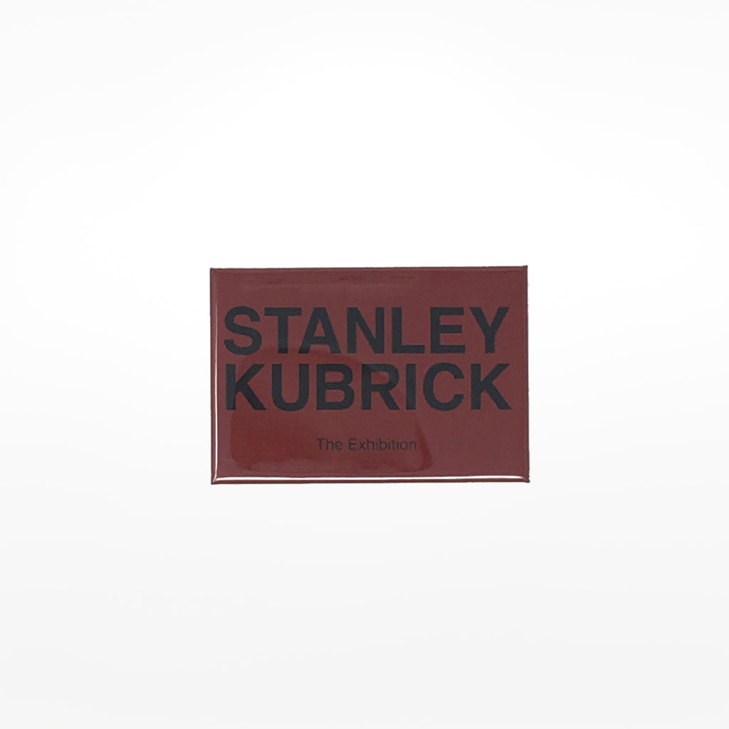 Stanley Kubrick: The Exhibition Magnet - Exhibition Exclusive
