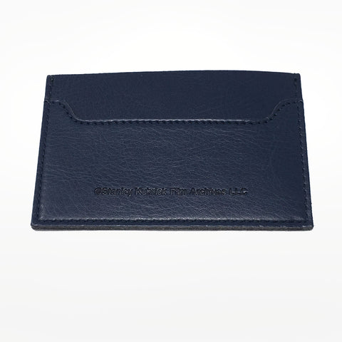 Stanley Kubrick Signature Leather Card Holder