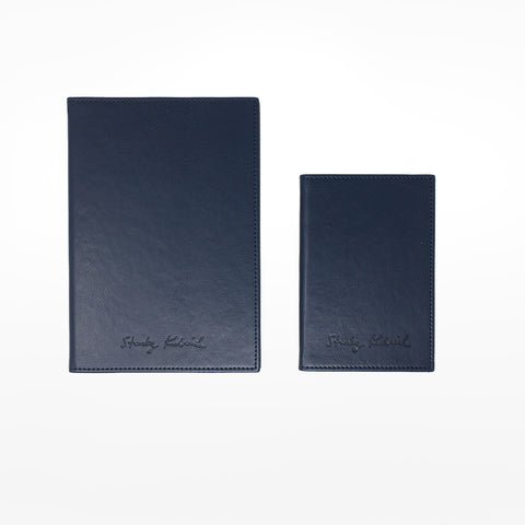 Stanley Kubrick Signature Leather Notebook - A6