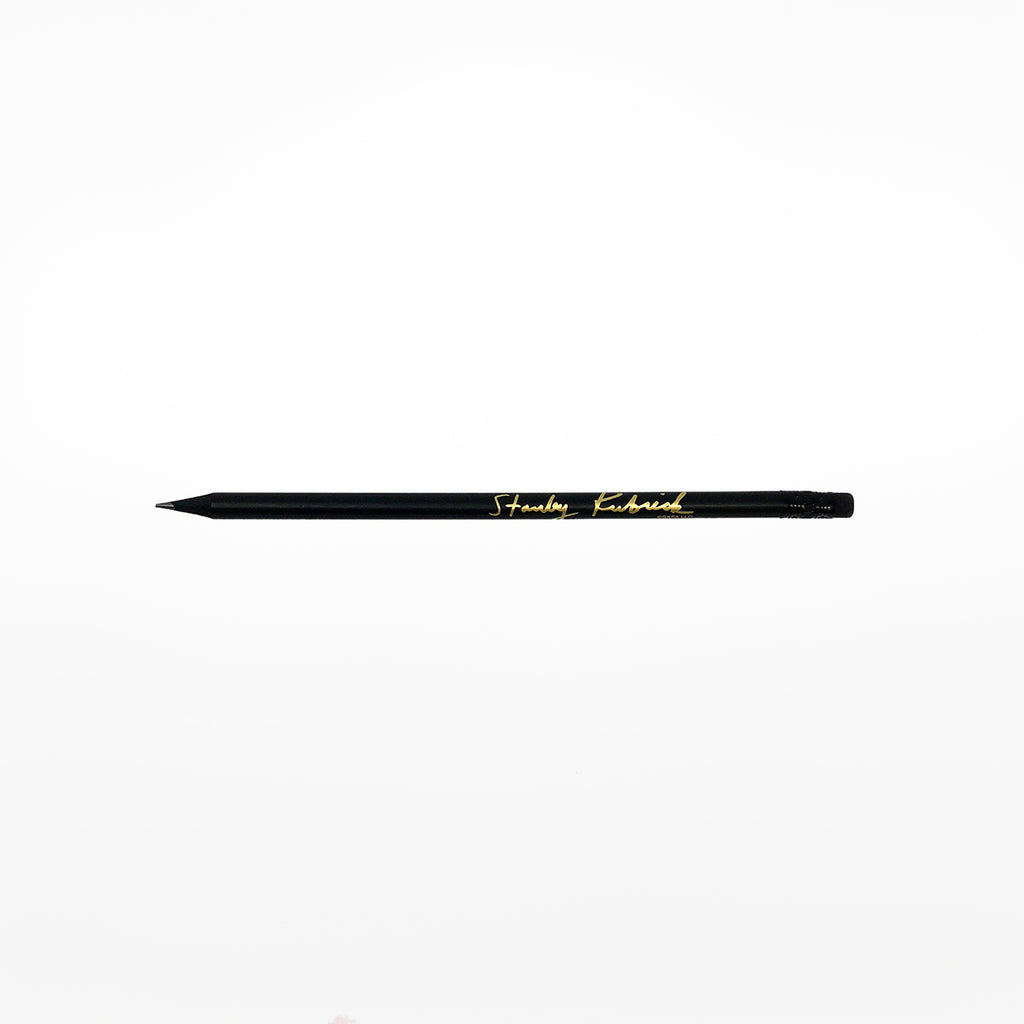 Stanley Kubrick Signature Pencil - Exhibition Exclusive