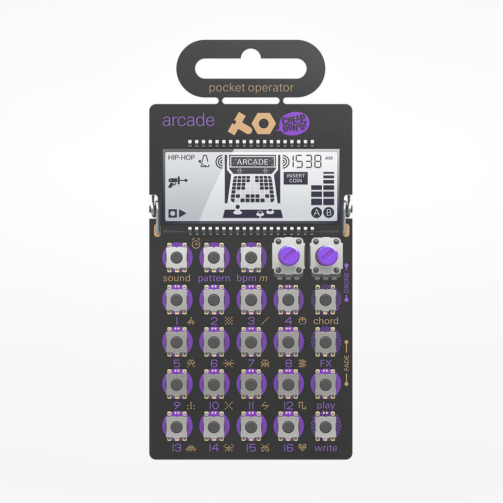 Pocket Synthesizer - Arcade