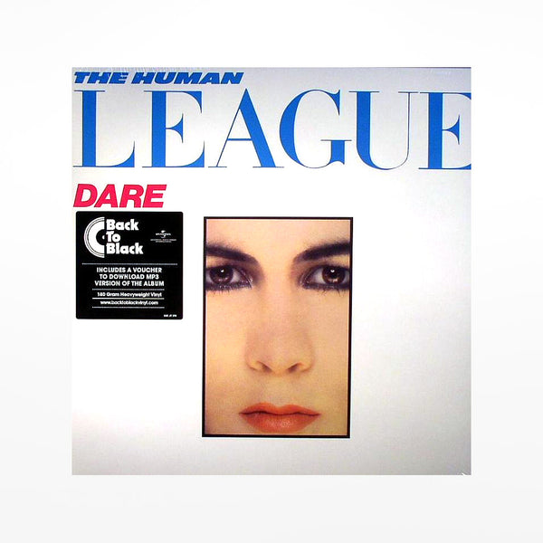 Human League: Dare (1LP/MP3 voucher)