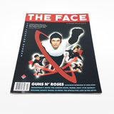 Vintage THE FACE Magazine - Oct 1989