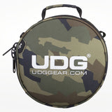 UDG Ultimate DIGI Headphone Bag - camouflage