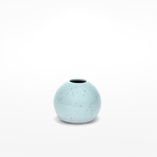 Anita Le Grelle Mini Ball Vase - Light Blue