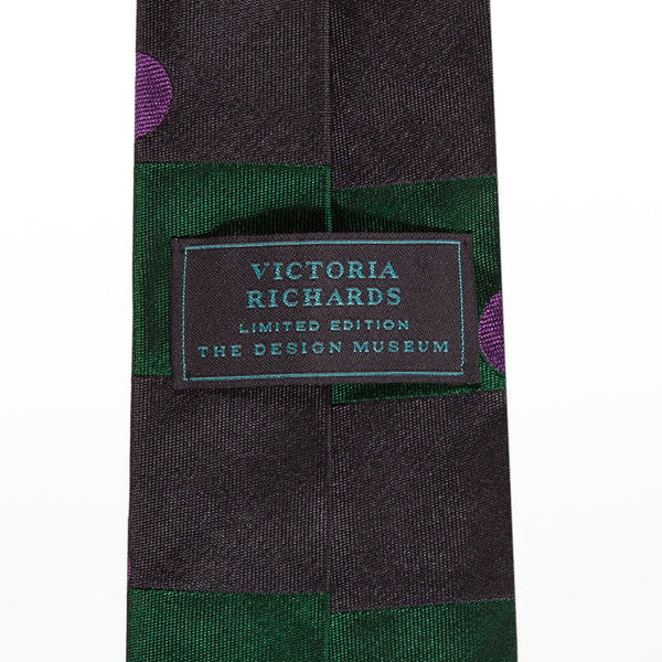 Victoria Richards limited edition tie - Polka